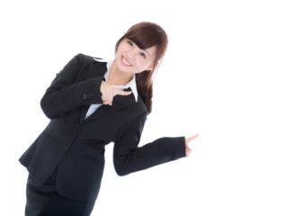 スーツの女性1